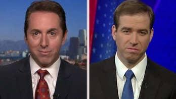 The mayor of Los Alamitos, California and the mayor of Hartford, Connecticut debate.
