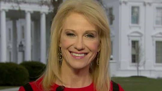 Trump signed spending bill despite having his own criticisms about the legislation; senior counselor to the president Kellyanne Conway shares insight on 'Watters World.'