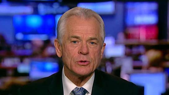 Peter Navarro on the White House's trade strategy