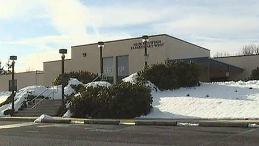 School district's plan to protect students from active shooters using stones sparks debate.