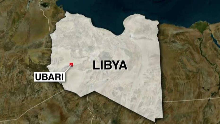 US military kills two 'terrorists' in Libya drone strike