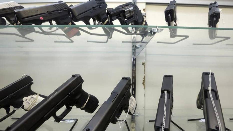 Fox News poll show voters' support for gun control measures