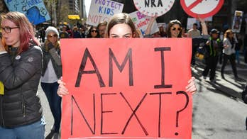 New poll shows strong support for gun control measures; Garrett Tenney reports from Washington.