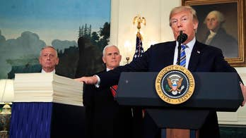 Generations of presidents have wanted a line-item veto for government spending bills; Doug McKelway reports from Washington.