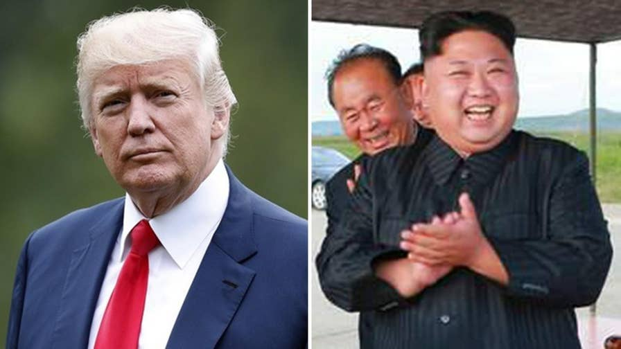 Twice as many voters approve as disapprove of President Trump's decision to meet with North Korean dictator Kim Jong-un. A new Fox News Poll shows voters favor the meeting by a wide 63-30 percent margin.