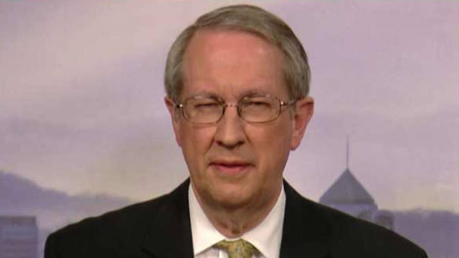House Republicans want more information from the FBI regarding the probe into Hillary Clinton's emails and the firing of ousted FBI Deputy Director Andrew McCabe. Was the FBI biased? House Judiciary Chairman Bob Goodlatte weighs in on 'Your World.'