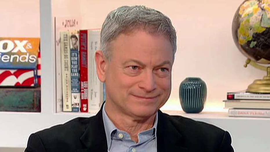 gary sinise foundation to send gold star families to disney