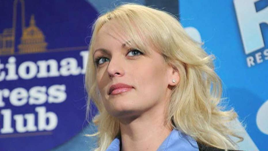 Stormy Daniels says she was warned to keep quiet