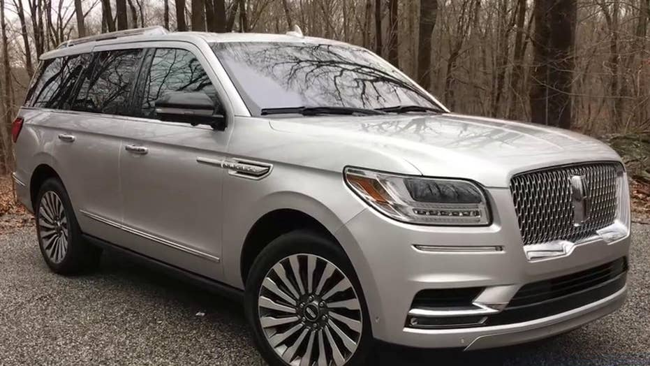 The 2018 Lincoln Navigator Is A Smooth Sailing Suv Fox News