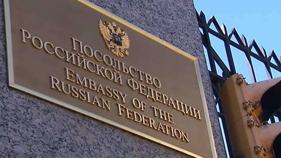 US and allies expel Russian diplomats
