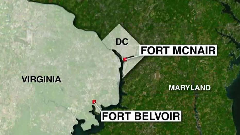 Multiple suspicious packages sent to military bases