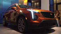 Cadillac was slow to enter the fast-growing compact SUV segment but is ready to play catch up with its new XT4, which goes on sale this year.