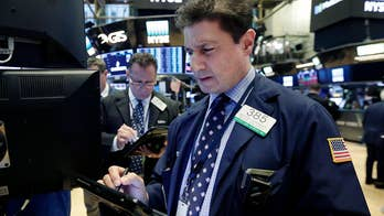 Another wild day on Wall Street as the Dow recorded a swing of 737-points, going from way up to a finish down 345; Fox Business Network's Deirdre Bolton reports from New York.