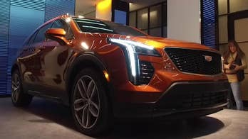 The Cadillac XT4 is aimed at Gen X