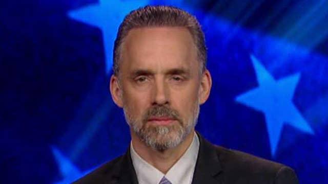 Jordan Peterson: The Left's new public enemy No. 1