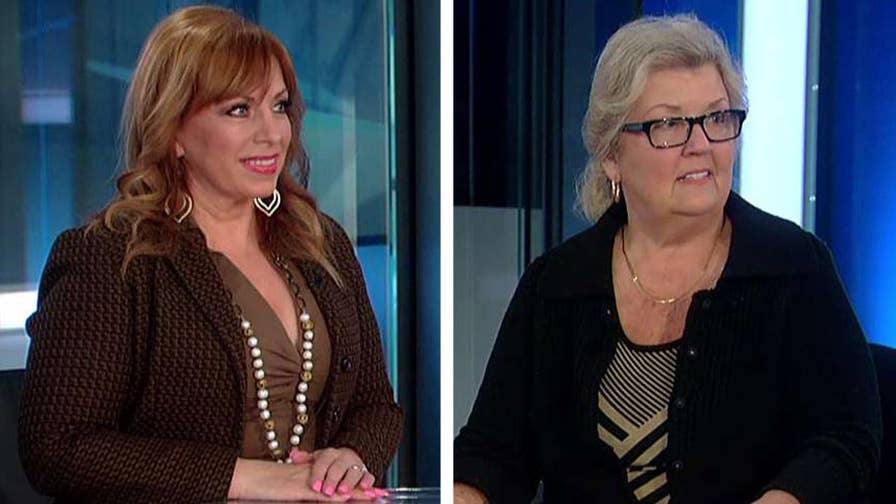 On 'Hannity,' Bill Clinton's accusers compare their treatment by the mainstream media to coverage of the allegations against Donald Trump.