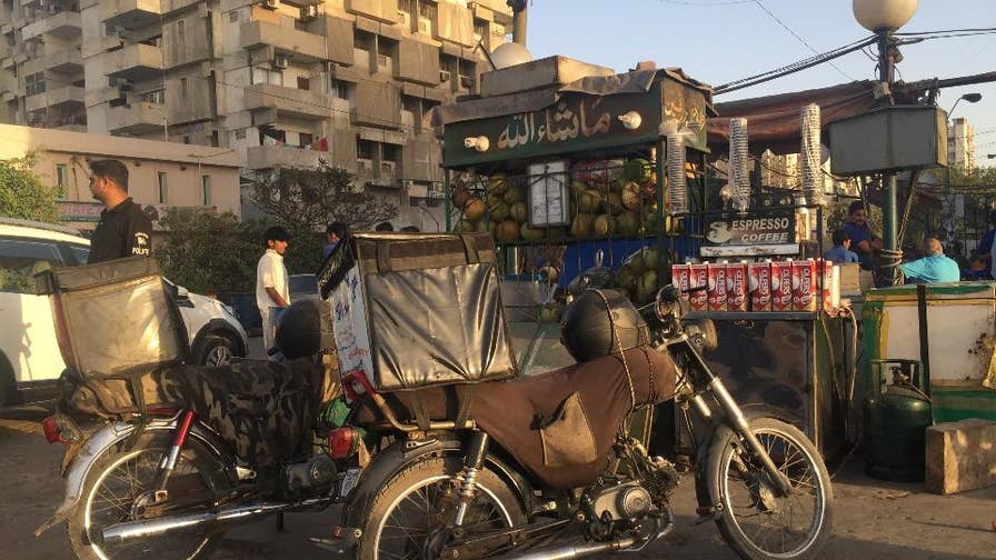 Karachi, Pakistan was once ranked the 6th most dangerous city in the world.  Now, after a brutal campaign to weed out terrorists, has turned over a new leaf. Karachi has now become a center bustling with life with new families moving back.