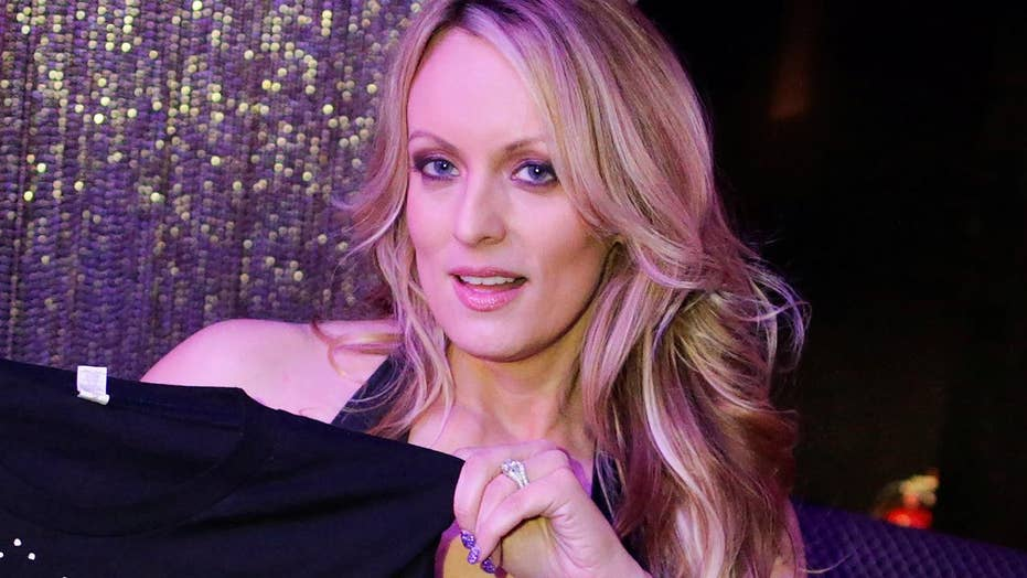 Why are the media obsessed with Stormy Daniels?