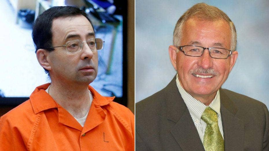 Michigan State administrator arrested amid Nassar probe