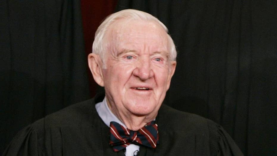 Retired Justice Stevens: Repeal Second Amendment