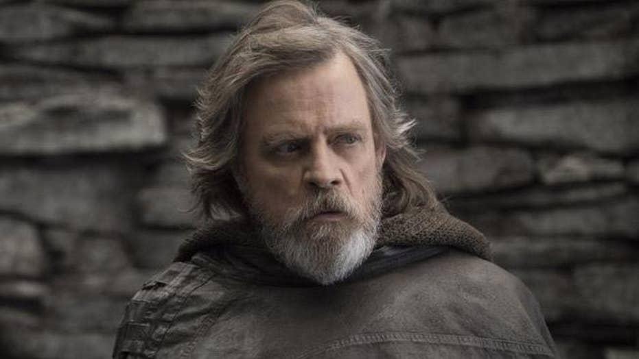 Bring 'The Last Jedi' home