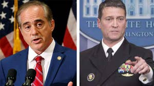 President taps White House doctor to lead Veterans Affairs.