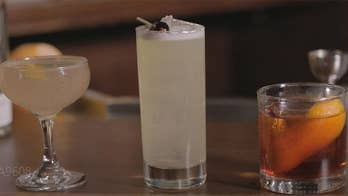 Heading over to a Passover Seder? Master bartender Kenneth McCoy delivers some kosher drink creations to impress everyone at the celebration.
