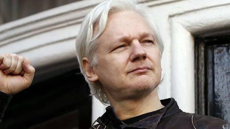 Government officials say they want to prevent the WikiLeaks founder from interfering in other countries' affairs and comes after Assange questioned whether Moscow was responsible for the poisoning of a former Russian spy and his daughter in England.