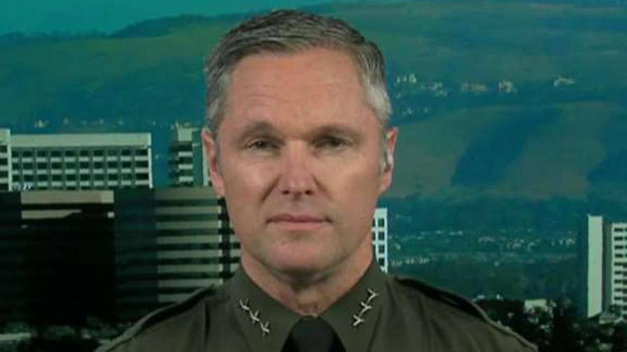 The Orange County Sheriff's Department is publishing release dates of inmates, including illegal immigrants. Undersheriff Don Barnes explains why on 'Your World.'