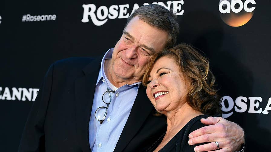Top Talkers: The sitcom reboot jumped right into current politics with pro-Trump Roseanne not speaking to her sister Jackie since the election.