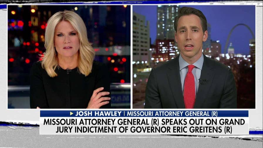 Hawley Rips McCaskill in 2018 Election