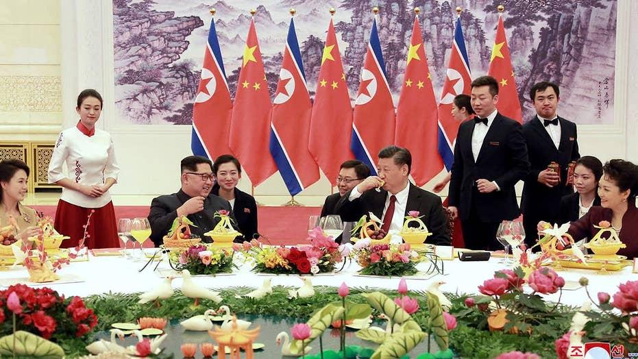 White House responds to North Korea and China meeting