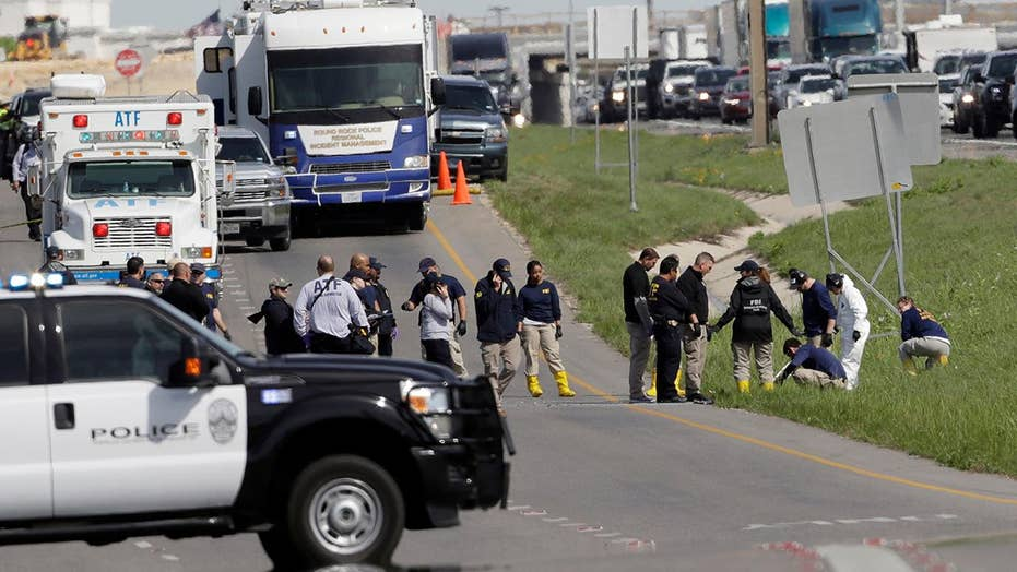 The role of forensics in Austin bombing investigation