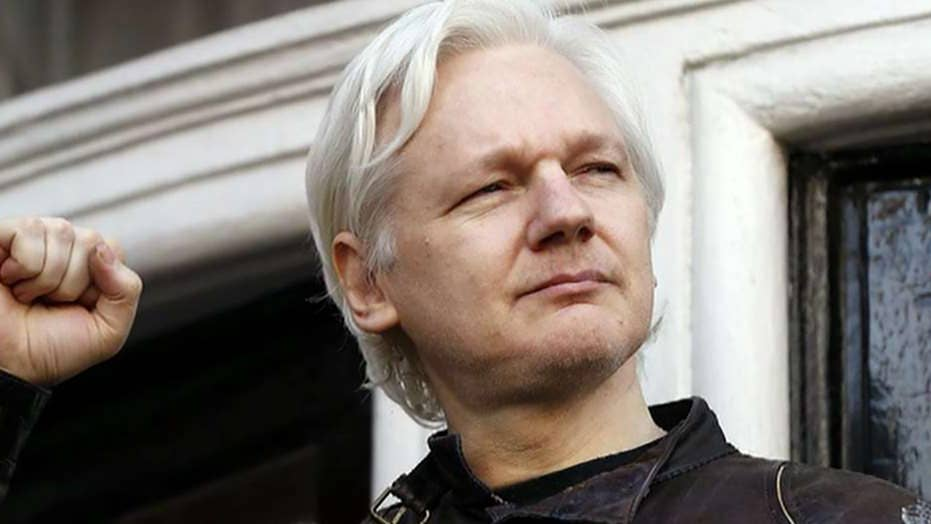 Ecuador cuts Julian Assange's internet access