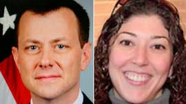 A top Senate Republican is challenging the Justice Department over extensive redactions made in files showing text messages between anti-Trump FBI officials Peter Strzok and Lisa Page.