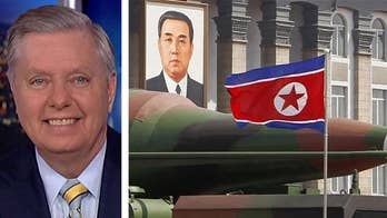 Kim Jong Un had a surprise summit with China's president before potentially meeting with President Trump; Senator Lindsey Graham talks North Korea policy and more on 'Fox News @ Night.'