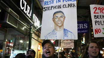 Activists are demanding criminal charges against the cops. William La Jeunesse has the latest details from California.