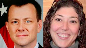 Lawmaker blasts FBI's 'highly questionable redactions' to Strzok-Page texts