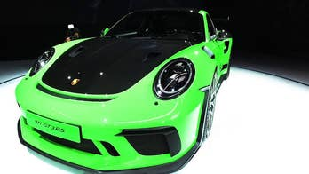 Porsche's Tesla-killer won't kill its gas-powered cars