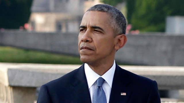 Tucker: Obama pushed idea that girls thrive when men fail