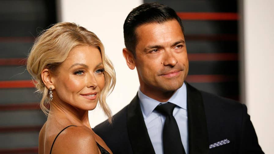 Mark Consuelos did not hold back when it came to defending his wife Kelly Ripa against angry body-shamers after posting a picture of Ripa wearing a bikini and strolling in the ocean on Instagram.