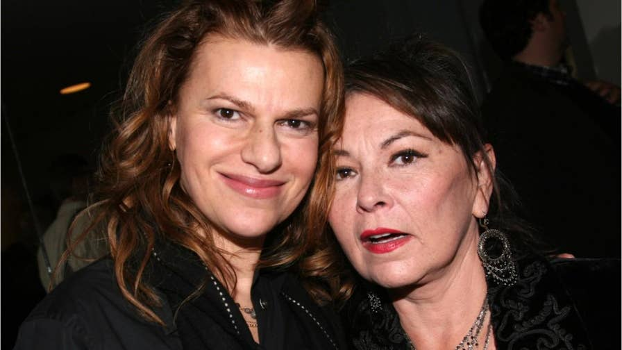 During a segment with MSNBC's Ari Melber about rebooting the hit ABC sitcom 'Roseanne,' comedian Sandra Bernhard claimed female Trump voters can't think for themselves.