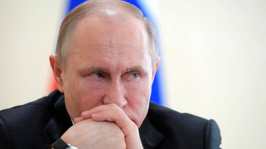 Russia's foreign minister says Moscow will expel the same number of diplomats from the nations that have expelled Russian diplomats over the poisoning of an ex-Russian spy in Britain; reaction from Republican Congressman Joe Wilson.