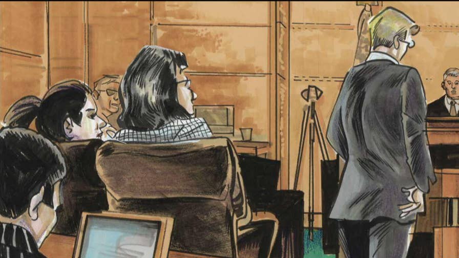 Prosecutors say Noor Salman helped Omar Mateen with planning and lied to investigators; Matt Finn reports from Miami.