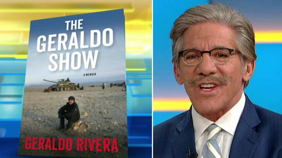 Geraldo Rivera opens up about his new memoir