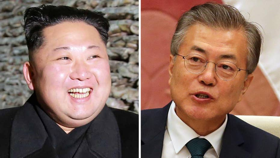 North and South Korea plan historic meeting at DMZ