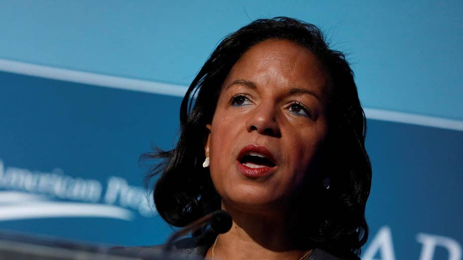 Susan Rice appointed to Netflix board of directors
