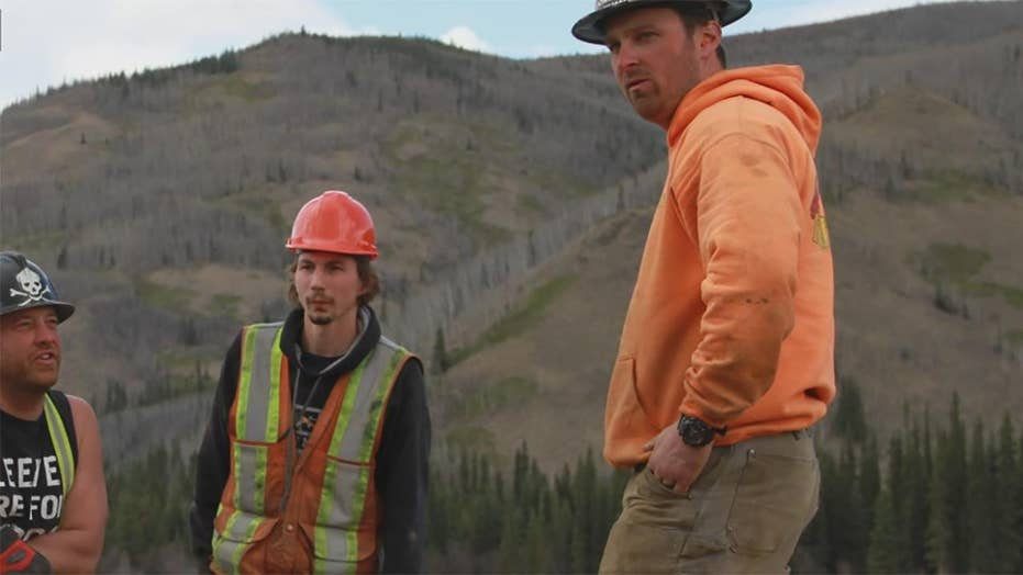 'Gold Rush' star Parker Schnabel reveals what he's afraid of