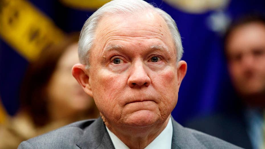 Sessions says no to second special counsel for now