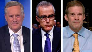 Congressmen Jordan and Meadows demanded access to DOJ documents regarding Andrew McCabe's firing; they share details and react to Sessions' decision not to appoint second special counsel on 'The Ingraham Angle.'